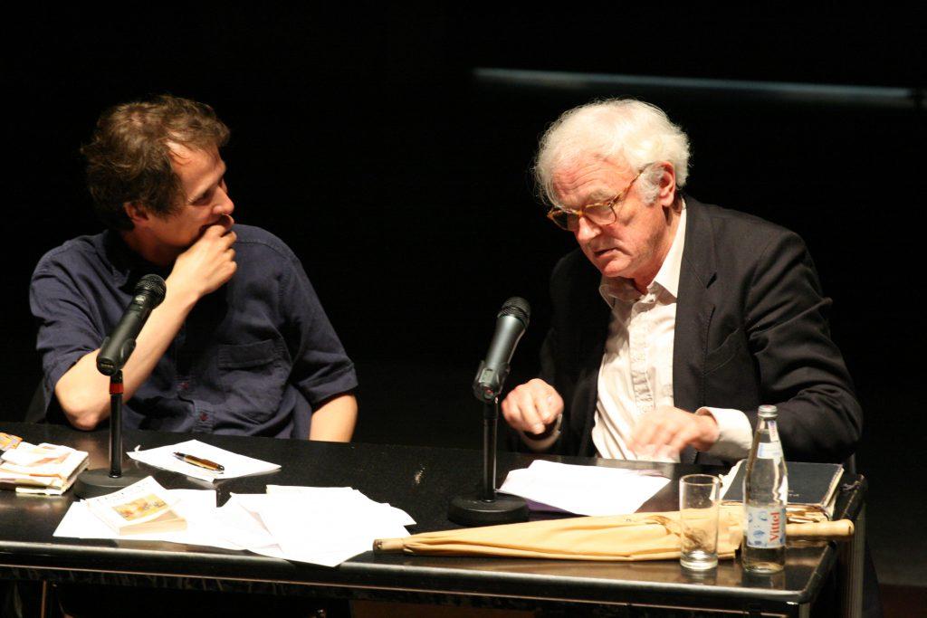 Gilles Hanus et Denis O'Brien, mai 2008