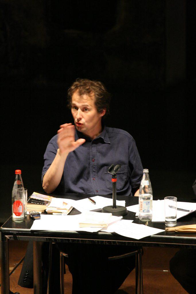 Gilles Hanus, mai 2008